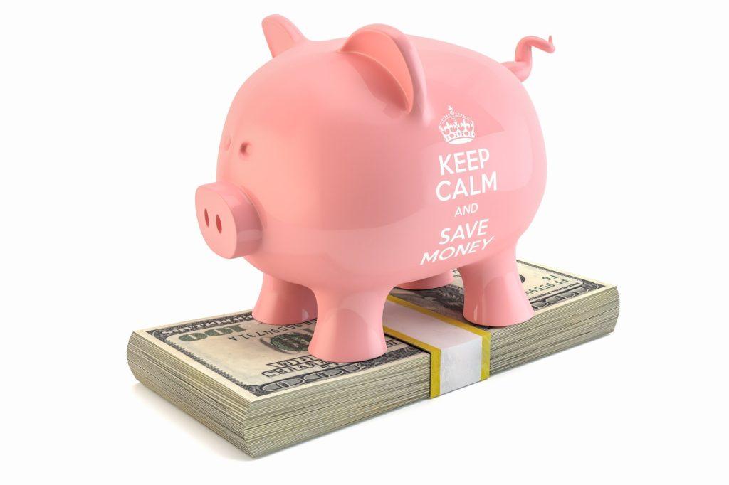 Keep Calm Save Money