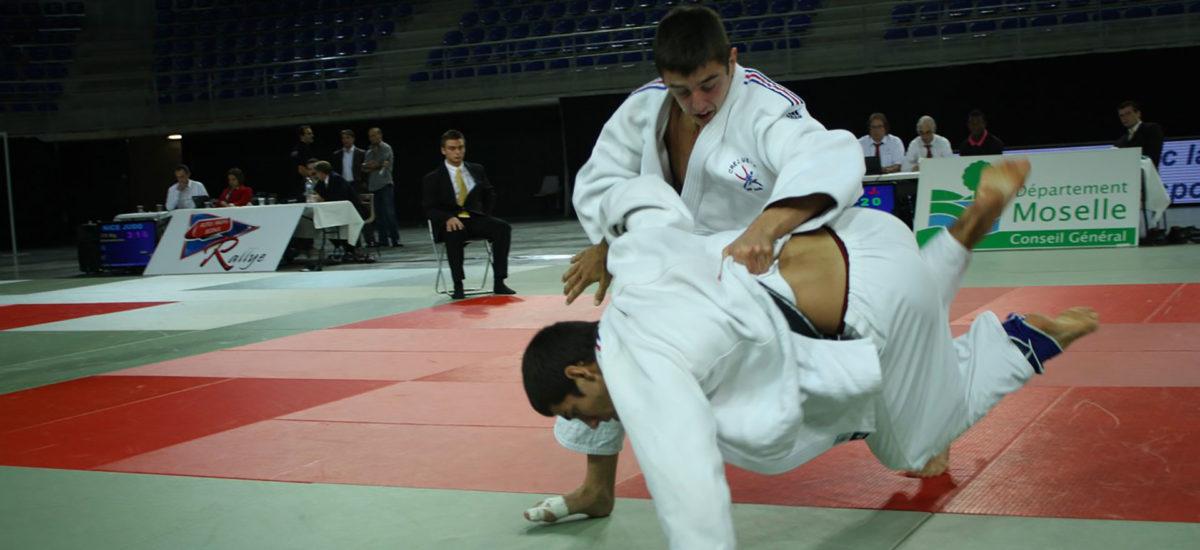 Tournoi international de Metz (Résultat : 3ème (-66kg))